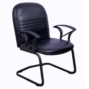 Rvf Black Visitors Office Chair