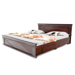 Looking Good Furniture Step Breck Queen Size With Storage Bed