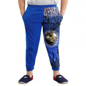 Fizzi Blue Blended Trackpant