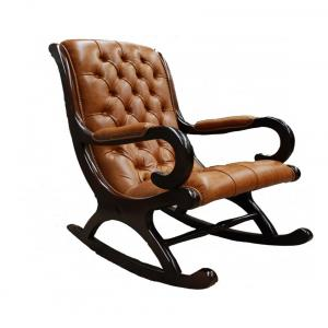 Dream Furniture Brown Wooden Chair