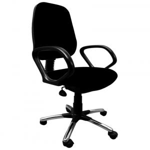 Prestige Office Stystems Black Office Computer Chair