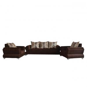 5 Seater Sofa Set (3+1+1) With 5 Cushions
