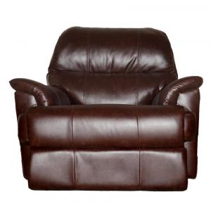 Westido Brown Premium Recliner Faux Leather