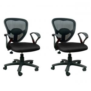 Concepts Black Office Chair