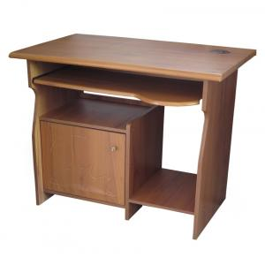 Computer Table With Cabinet