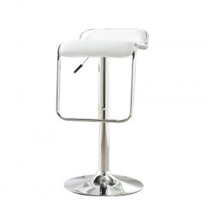 Exclusive Furniture White Chair For Cafeteria/ Bars