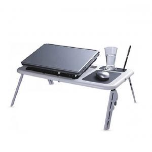 Asian Portable Laptop E-table With Usb Powered Cooling Fan