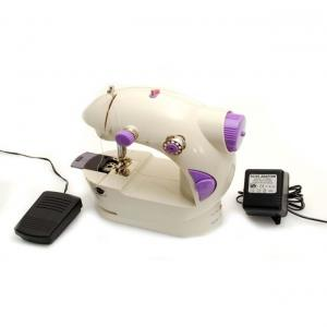 Gauba Traders Sewing Machine With Foot Pedal And Double Thread