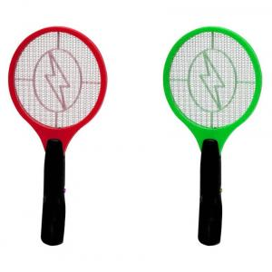 Riitual Jewels Zh-m006 Green & Red Polypropylene Insect Killer Racket