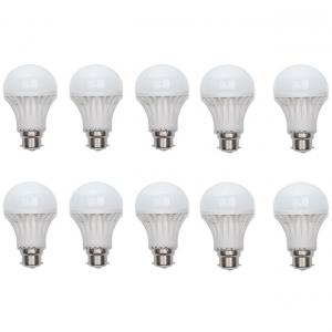Ave 18w White Led Bulb - Pack Of 10 Piece