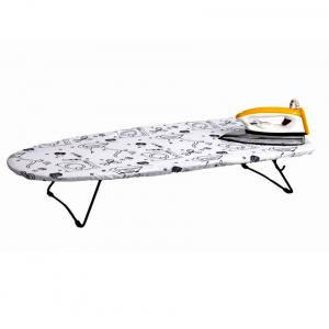 Peng Essentials White Steel Ironing Board