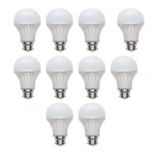 Swainsom Led Bulb Combo Of 3, 5 And 7 Watts