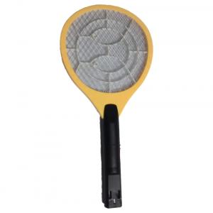 Rechargeable Electronic Mosquito Bat - Yellow