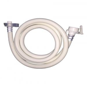 Trio Extension Inlet Hose Pipe For Full Automatic Washing Machine - 2 Meter