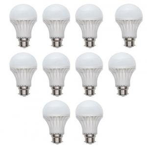 Kalash Gold Excellent Quality 15 W Led Bulb(pack Of 10)