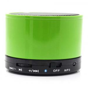 Konarrk S10 Bluetooth Speaker With Micro Sd Card Support - Green