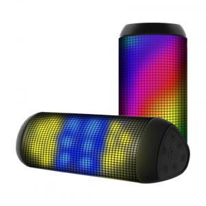Portronics Glitz Portable Bluetooth Led Speaker With Nfc