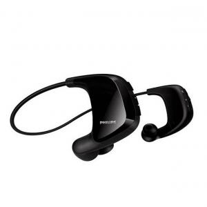 Philips GoGear 4GB MP3 Player (Black) with a free Gym Bag