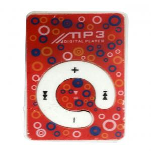 SS Bright MP3 Player Red& White
