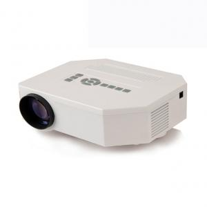 Vox Hdmi Hd Led Projector Home Cinema Theater Supporting Av Vga Usb Sd -White
