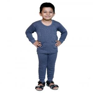 Axim Navy Blue Thermal For Boys