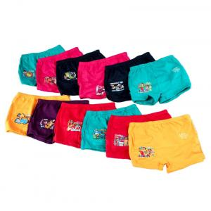 Manic Multicolour Innerwear - Set Of 12
