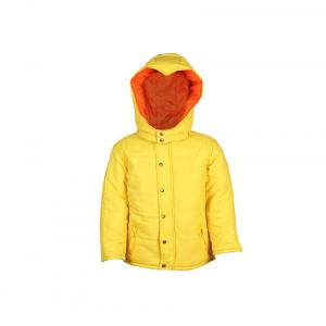 Ello Full Sleeve Yellow Color Jacket For Kids