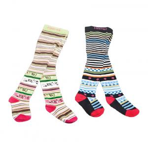 Mee Mee Multi Color Blended Pattern Stocking