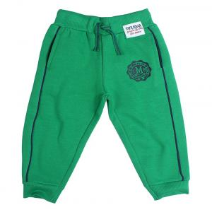 Fs Mini Klub Sleeves Green Color Track Pants For Kids