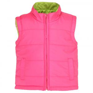 Baby Leauge Pink Polyester Jacket