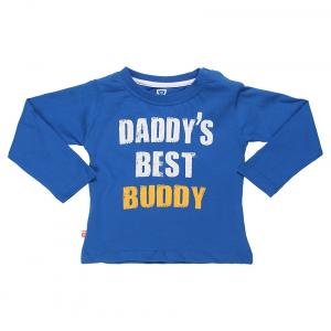 Baby Leauge Blue Round Neck T Shirt