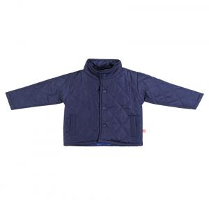 Baby Leauge Blue Polyester Jacket
