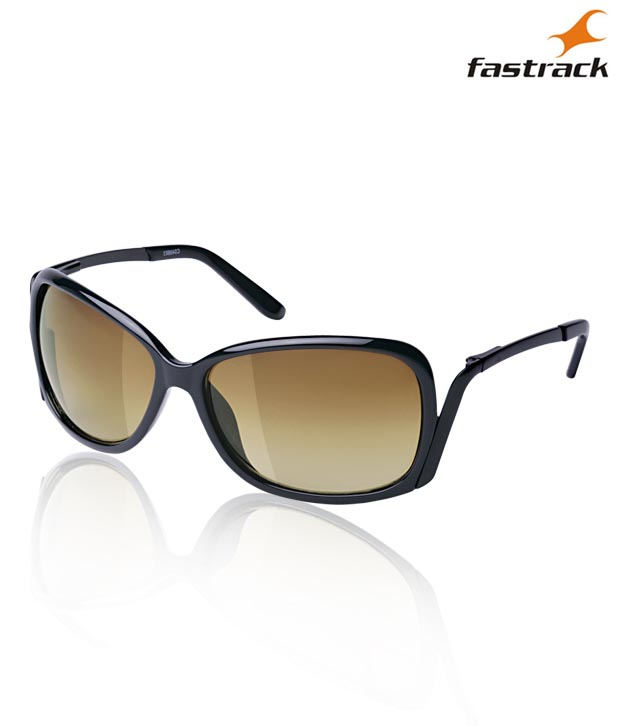 Fastrack Stylish Brown Sunglasses