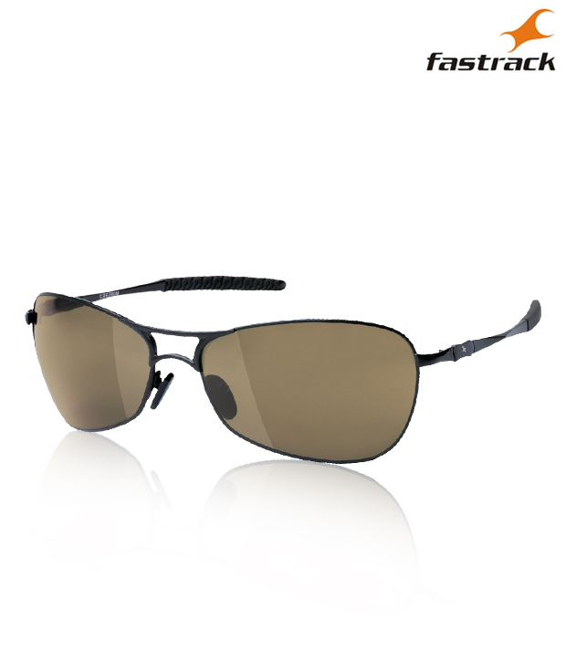 Fastrack Trendy Brown Sunglasses