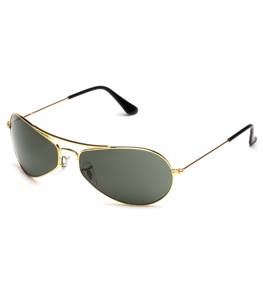 Ray-Ban RB3306 001 Aviator Size 60 Sunglasses