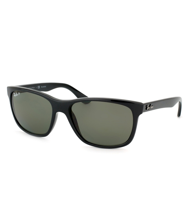 Ray-Ban Rb4181601-9A 58-14-135 Black Sunglasses