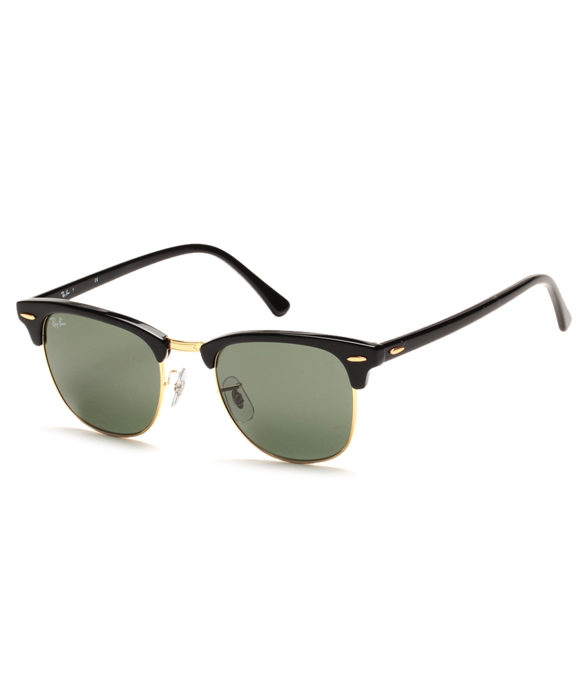 Ray-Ban TR-RB3016-W0365 Clubmaster Unisex Sunglasses