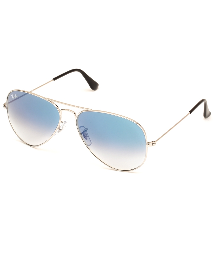 Ray-Ban Rb3025001-3F 58-14-135 Gold Frame Aviator Sunglasses