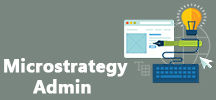 MSTR Admin Online Training