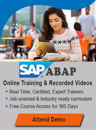 SAP ABAP adv