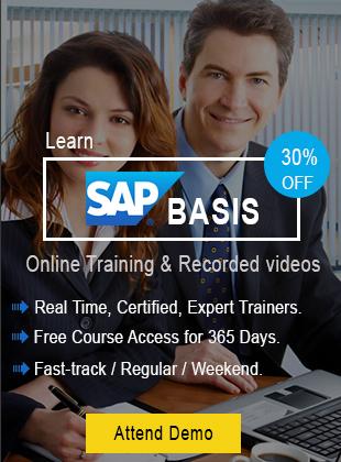 SAP BASIS adv