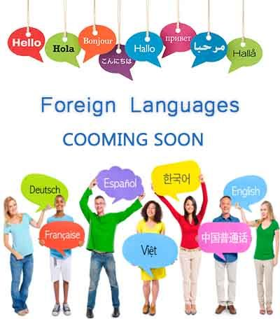 the advantage of learning a foreign