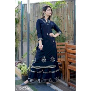 Alluring Attractive Women's Kurta Set