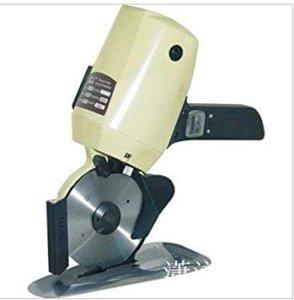Swift Heavy Duty Cloth Round Cutting Machine