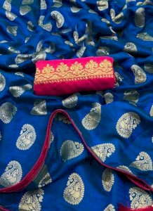 Non Catalog Festival Wear Silk Sarees