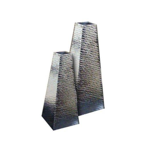 Designer Stainless Steel Vase