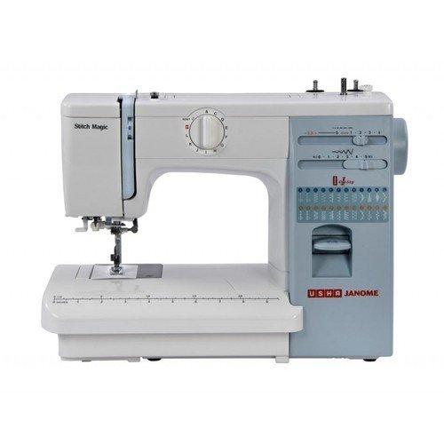 Usha Janome Stitch Magic Domestic Sewing Machine