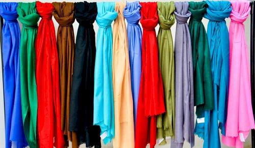 Multicolor Pashmina Woven Shawl