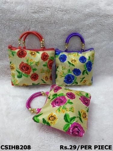 Floral Gift Handbag