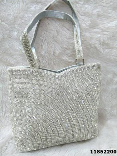 Fabulous Designer Beaded Hand Bag`